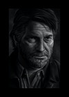 The Last of Us Part II - Character Portraits - Joel The protagonist of the first game.