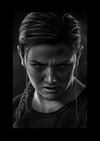 The Last of Us Part II - Character Portraits - Abby The controversial newcomer to the franchise.