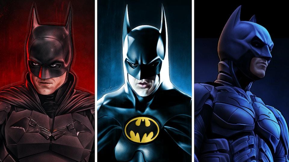 Batman Illustrations