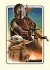 The Mandalorian - The Mandalorian Poster - Variant Version