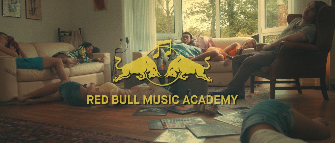 Red Bull Music Academy // Spot 1 -
