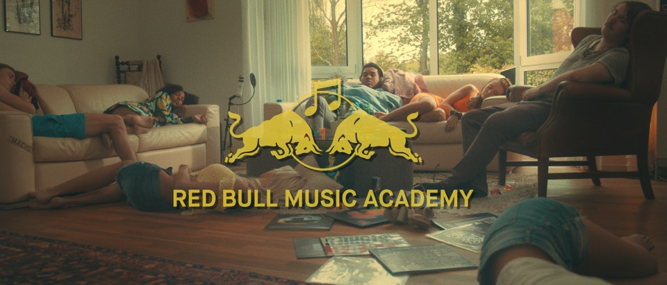 Red Bull Music Academy // Spot 1