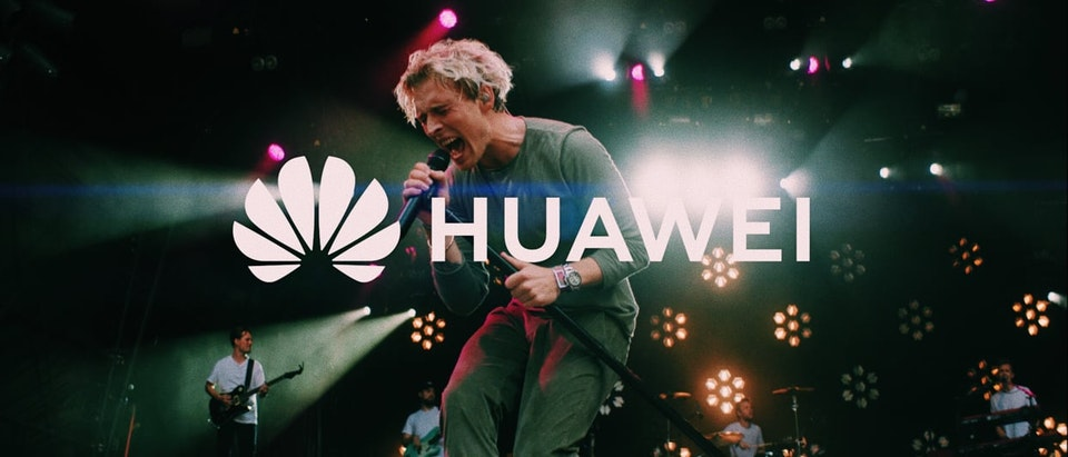 Huawei // Christopher