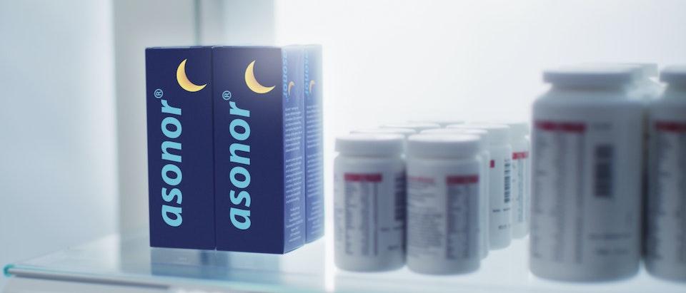 Asonor // Sleep Medicine