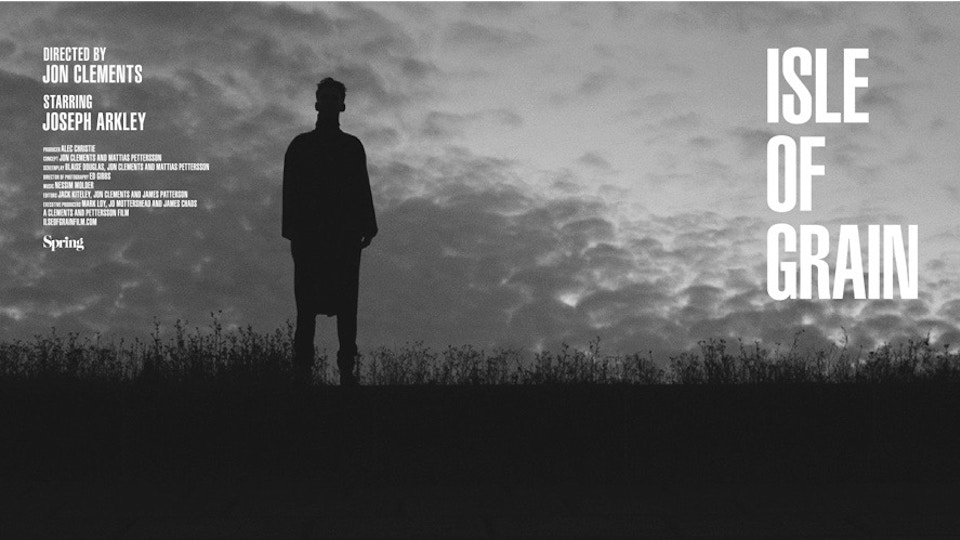 Isle Of Grain - Short Film - Directed by Jon Clements