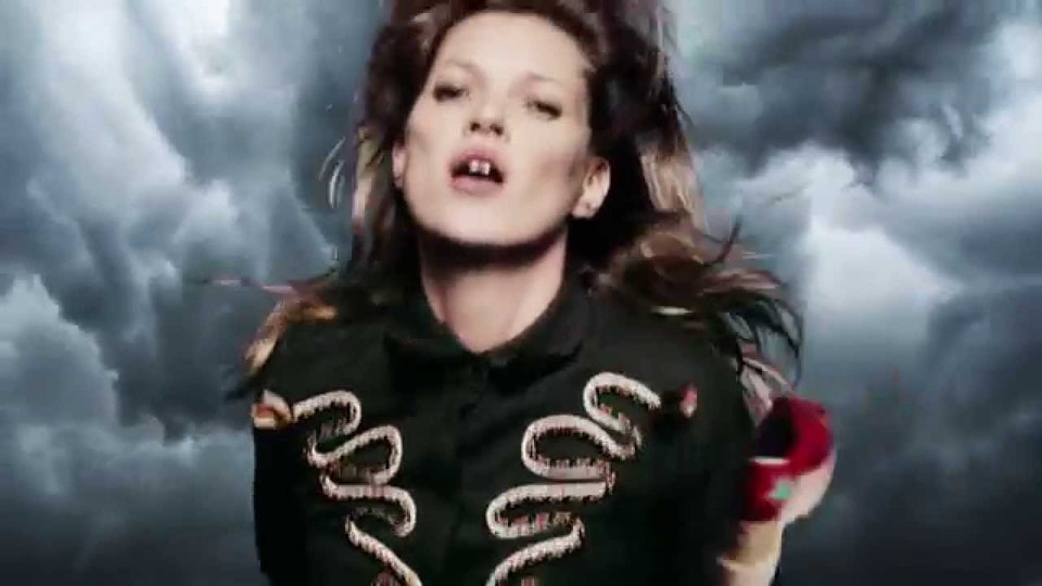 Stella McCartney - featuring Kate Moss - Directed by Mert & Marcus - KATE DREAMS: The Autumn Winter 2014 Stella McCartney Campaign Film featuring Kate Moss - Director Mert & Marcus