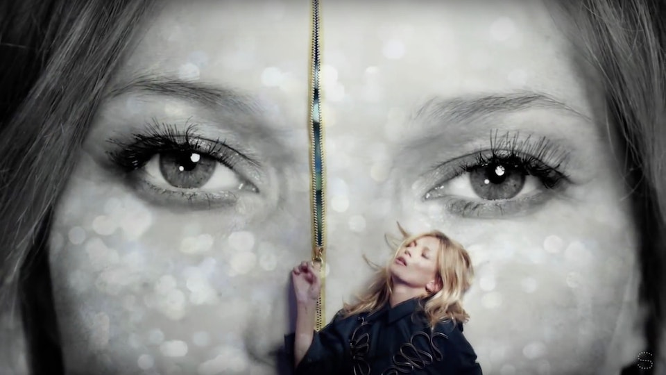 Stella McCartney Campaign Film featuring Kate Moss