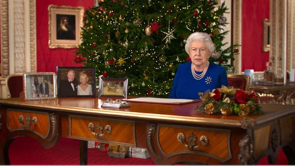 Channel 4   Deepfake Queen - Directed by William Bartlett