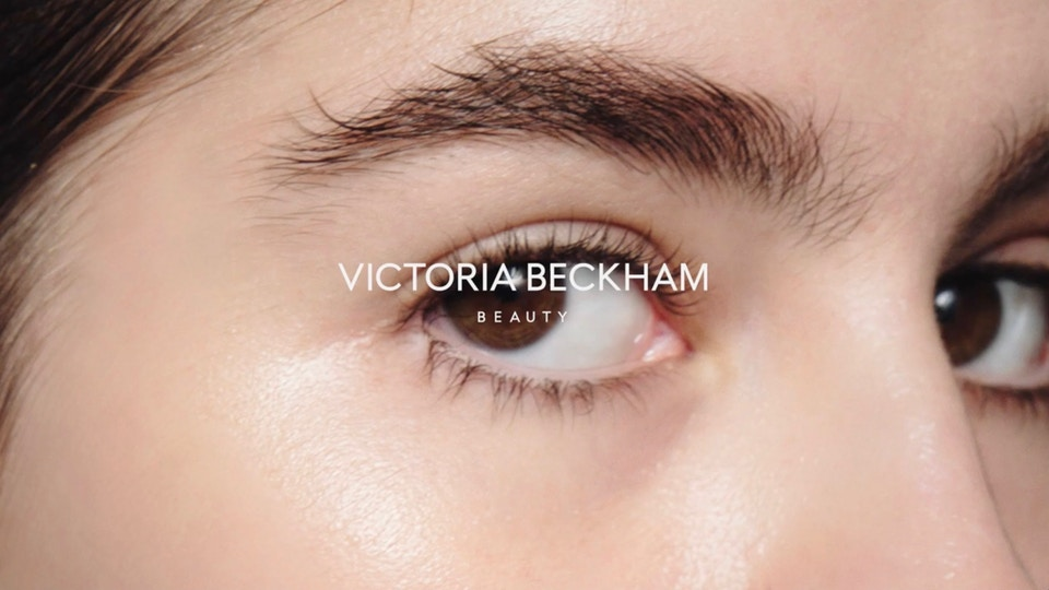 VIctoria Beckham - Mascara Application - Directed by Marcus Schaefer