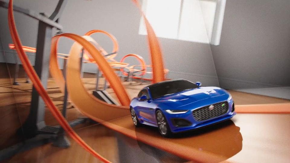 Jaguar F-TYPE - Just Imagine - Directed by William Bartlett - Director William Bartlett