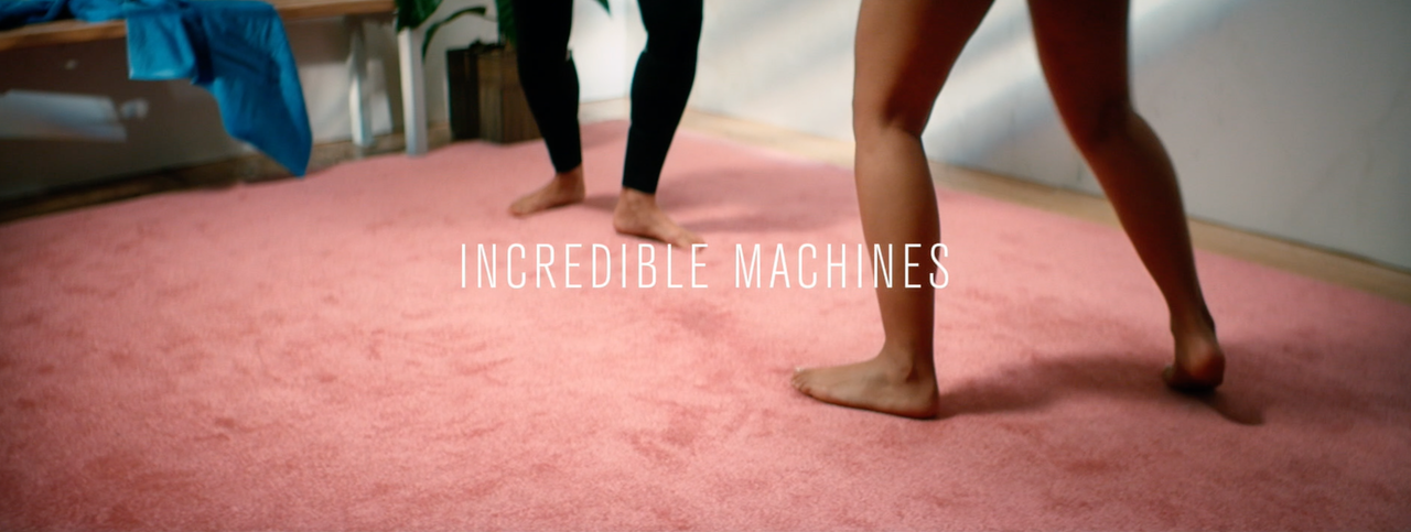 """Incredible Machines"" Commercial -"