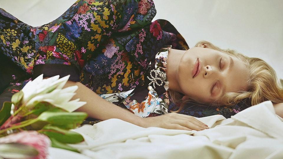 Erdem x H&M   Issue Mag