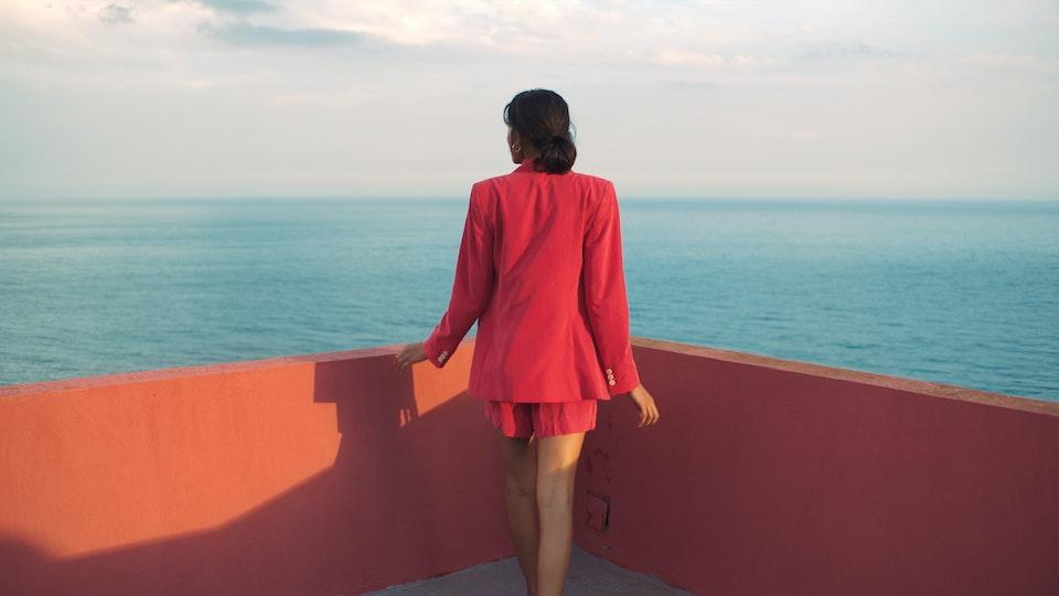"""ROTHY'S """"La Muralla Roja"""" -"""