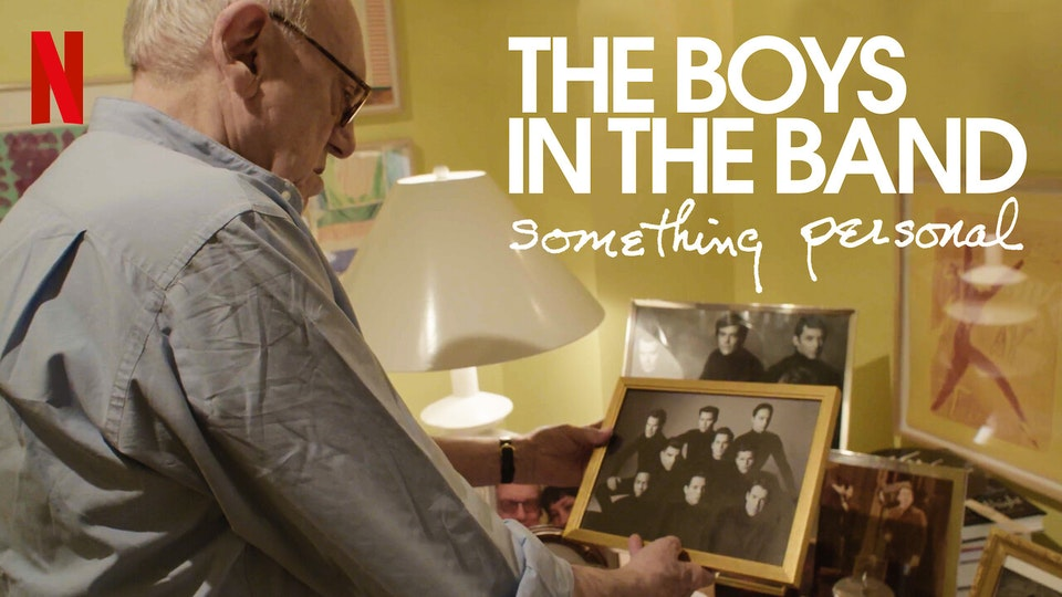 NETFLIX: The Boys in the Band: Something Personal -