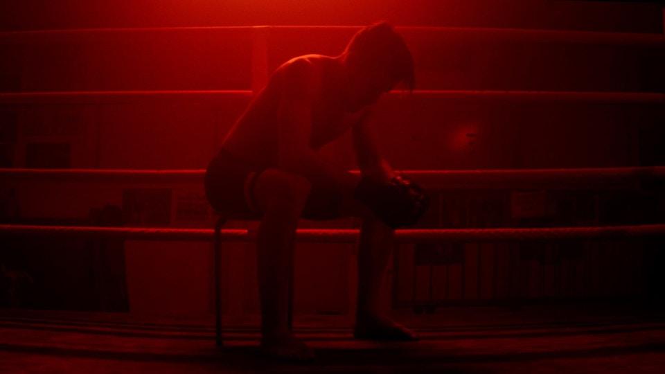 UFC X Nathaniel 'The Prospect' Woods