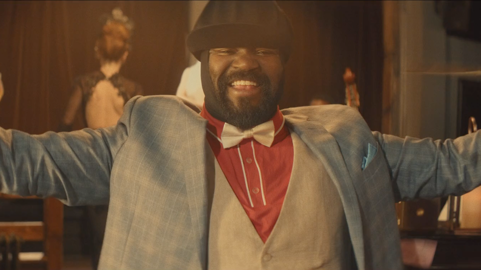 Gregory Porter - In Crowd
