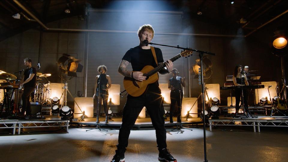 Ed Sheeran - Bad Habbits (Live)