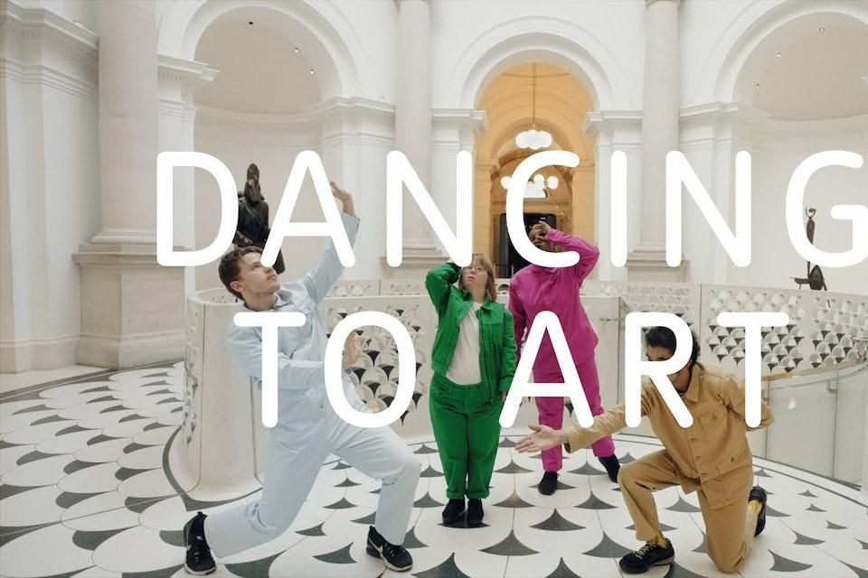 Dancing to Art | Tate
