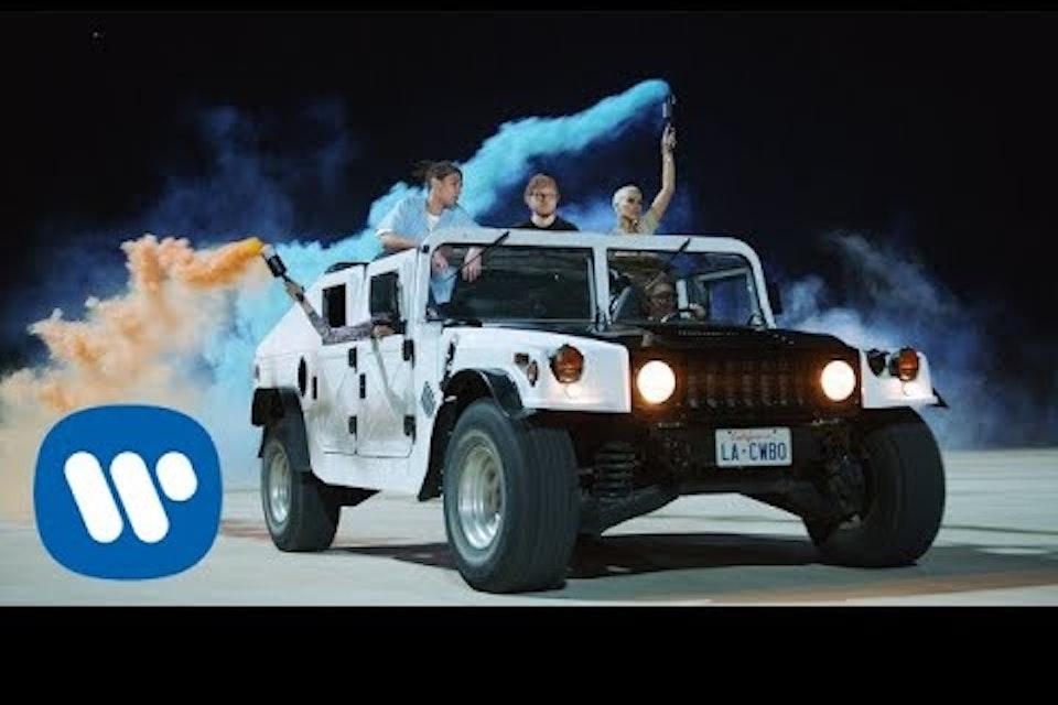 Ed Sheeran - Beautiful People (feat. Khalid) [Official Video]