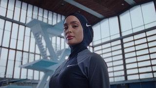 Azeema x Nike - Move Without Limits