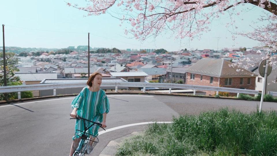 KEIRIN TVCM  「恋」 篇