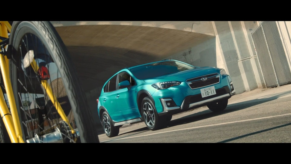 subaru XV  FREE YOU