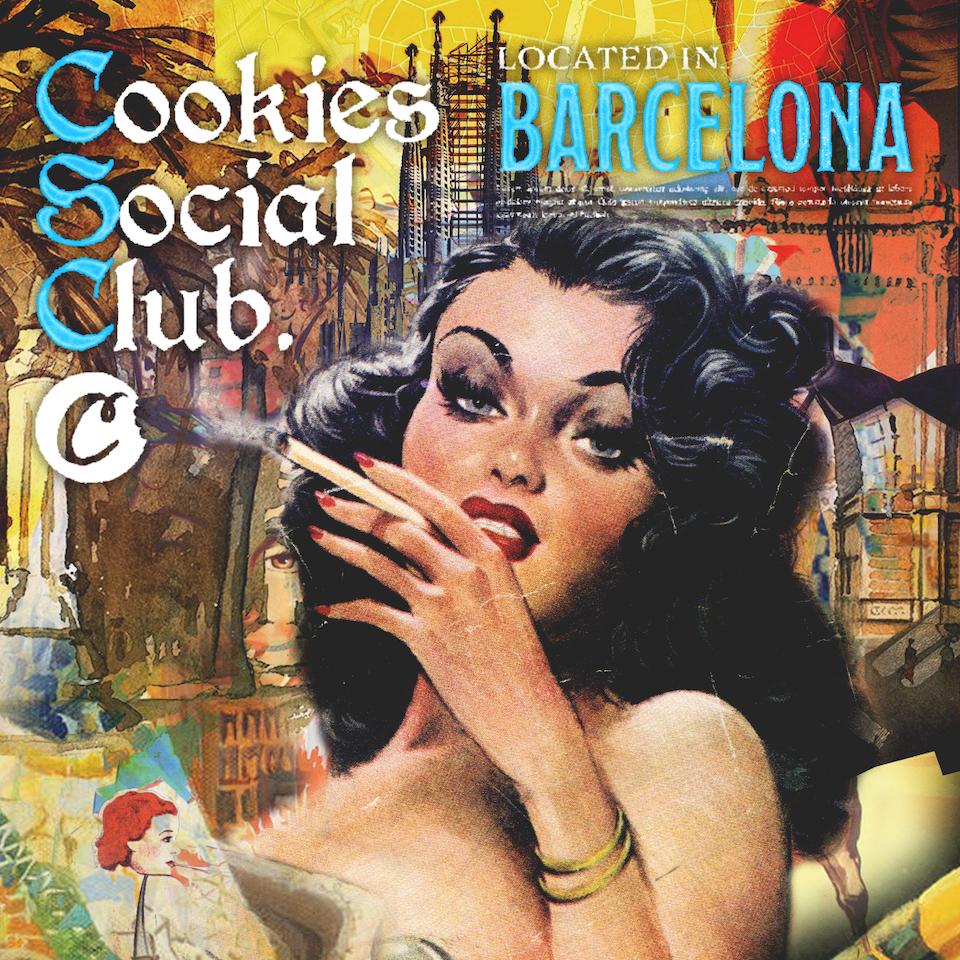 Cookies Social Club Flyer