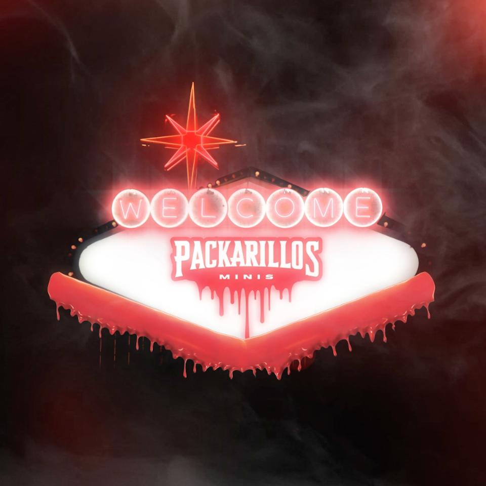 Packwoods: Packarillos x Las Vegas