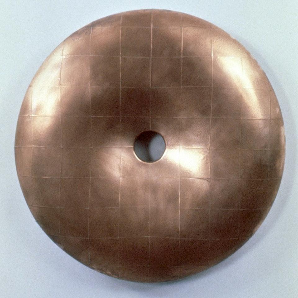 Richard Mackness - Copper circle
