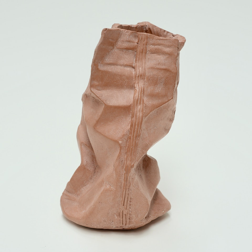 Richard Mackness - Terracotta Bag