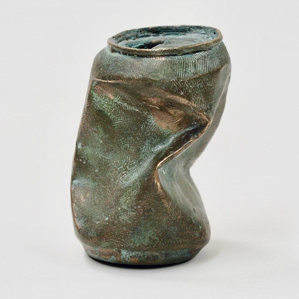 Richard Mackness - Bronze Can