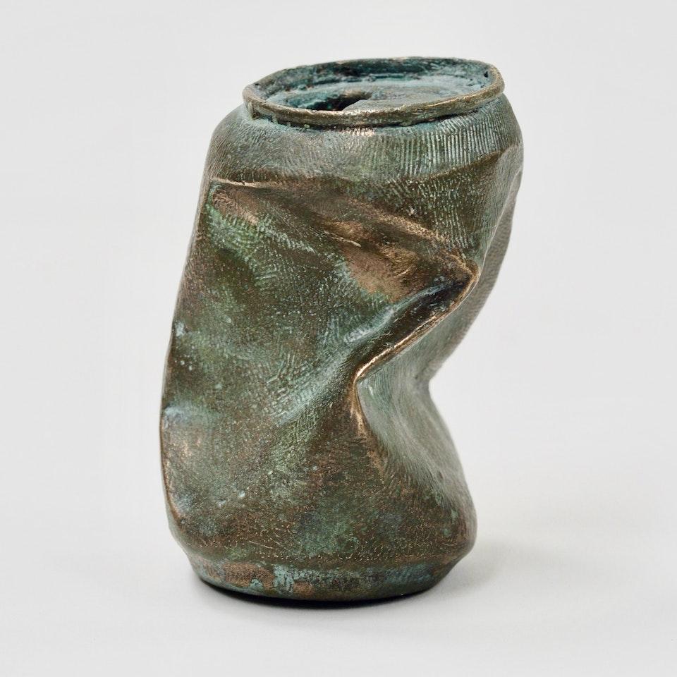Richard Mackness - Bronze Can