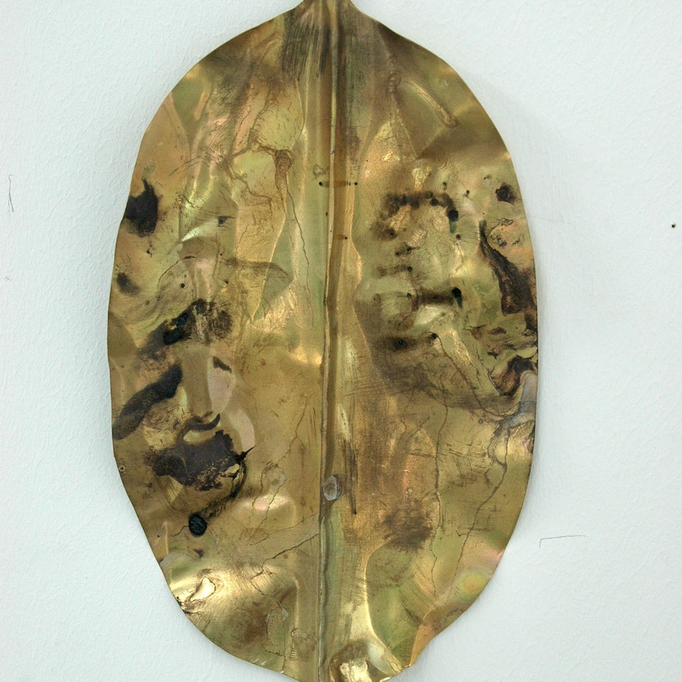 Richard Mackness - Golden Leaf