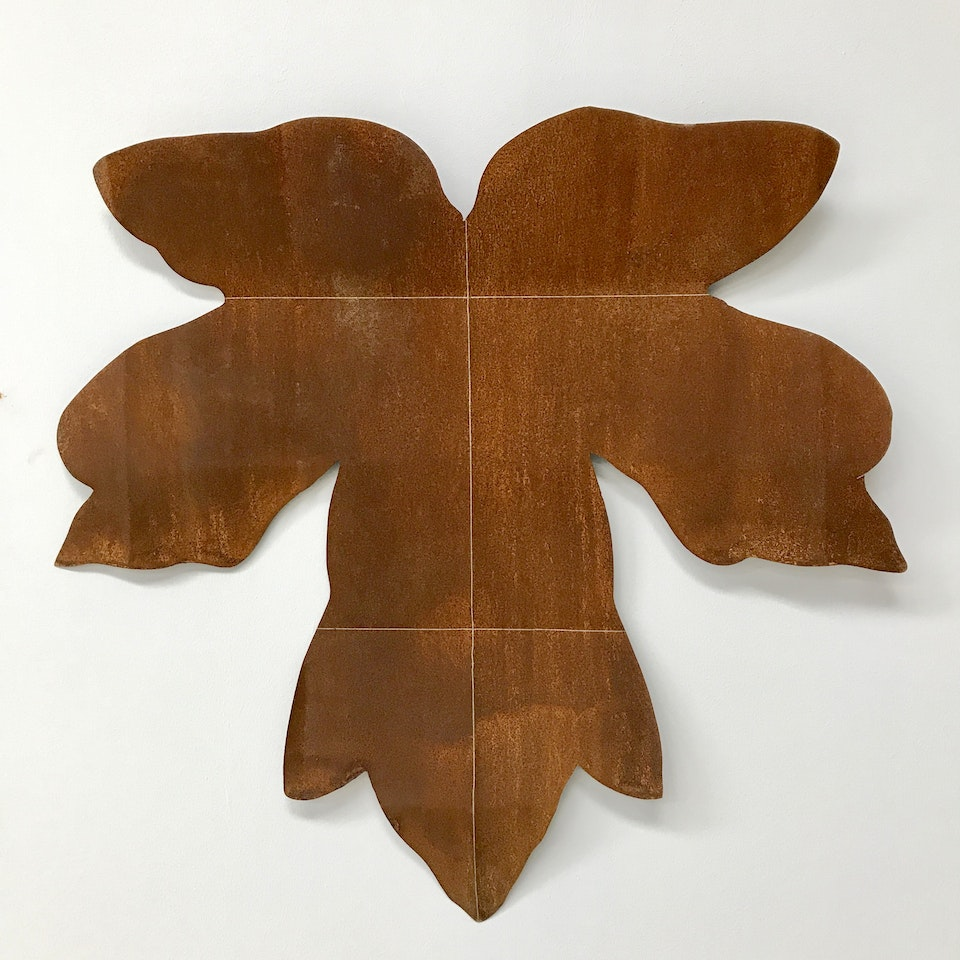 Richard Mackness - Rusty Maple Leaf
