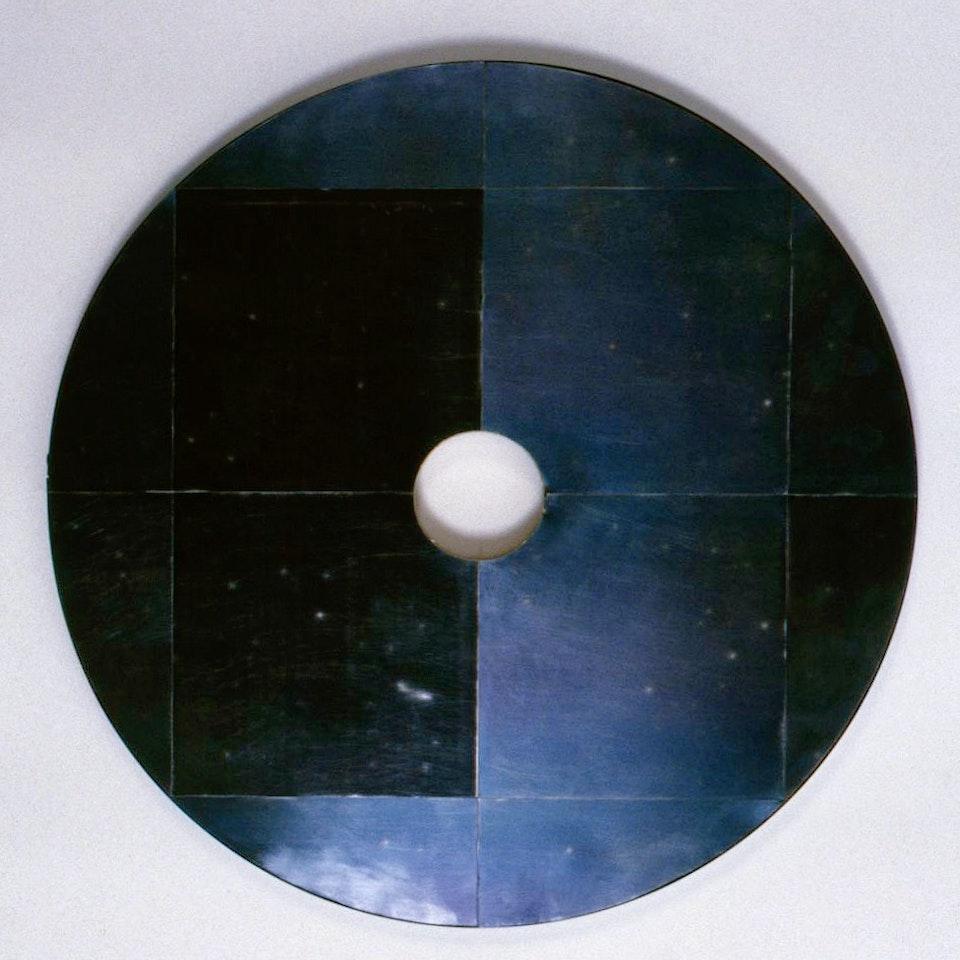 Richard Mackness - Blue Steel Disk