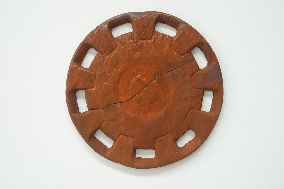 Untitled (Shield wall) 14307902-5304-49D7-8B86-F4273AB5B2DC