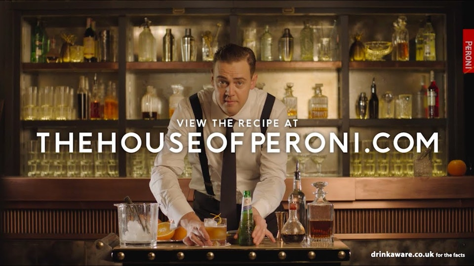 The House of Peroni Presents