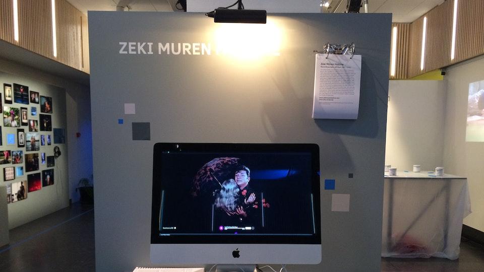 Zeki Müren Hotline | Interactive Documentary