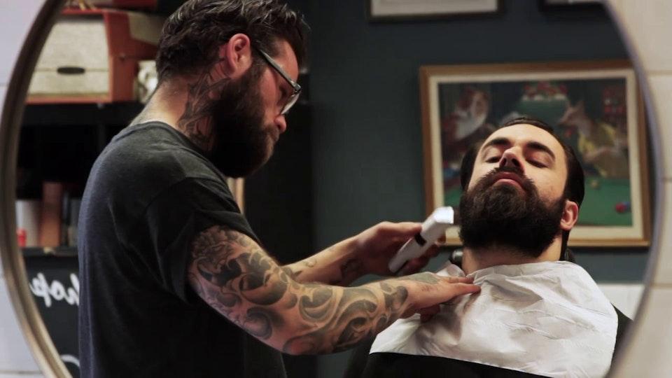 Clint Trofa - Rocket Barbershop