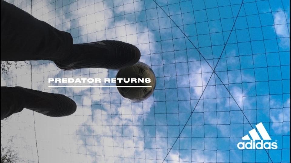 Clint Trofa - ADIDAS PREDATOR RETURNS
