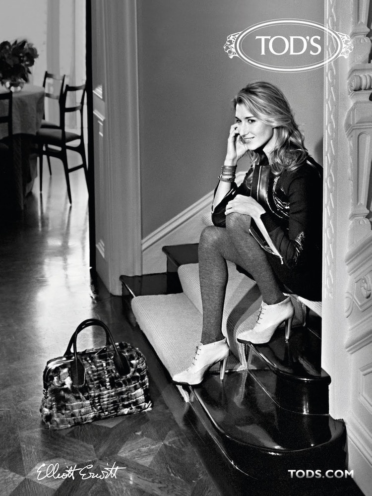 Tod's Women's Autumn Winter 2010-2011 AD Campaign