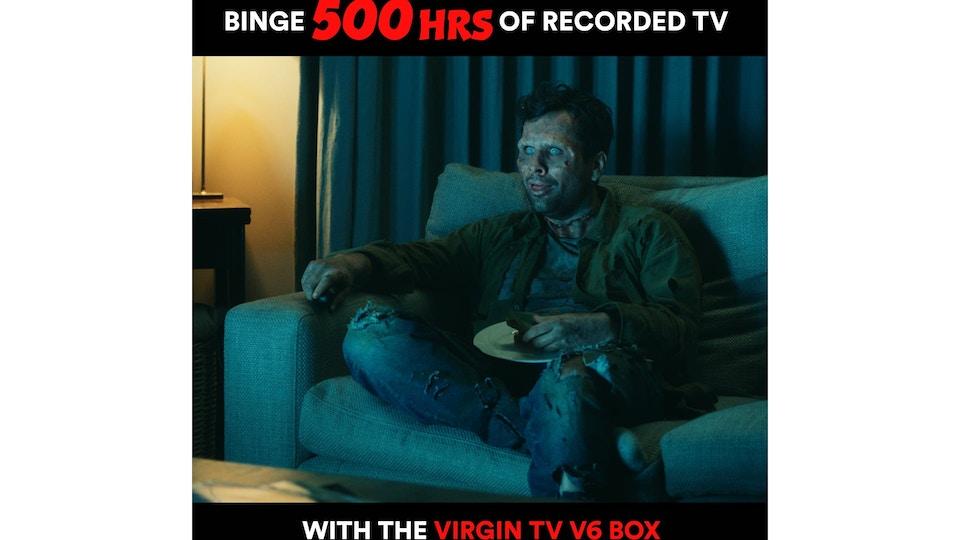 VIRGIN MEDIA | V6 Box (dir. Thomas Ormonde)