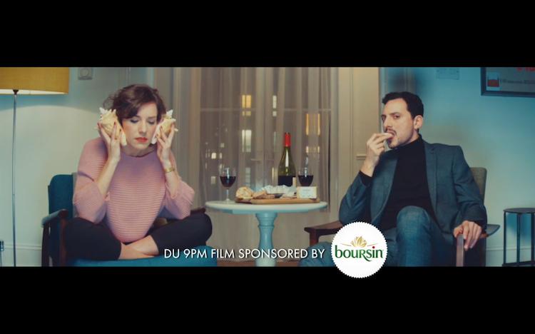 Boursin x Film 4