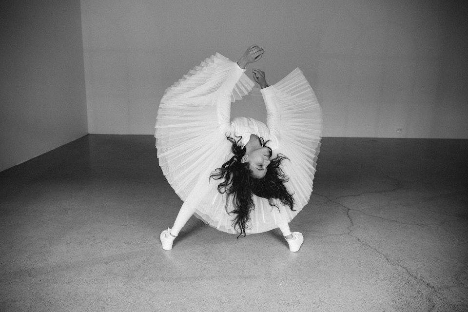 Portraits - Bjørk-Mynte Buchgraitz Paulse, Dancer