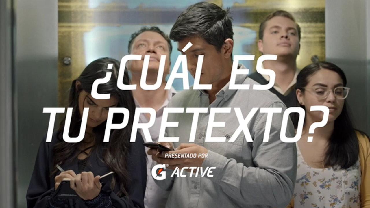 g-active GATORADE - DoP