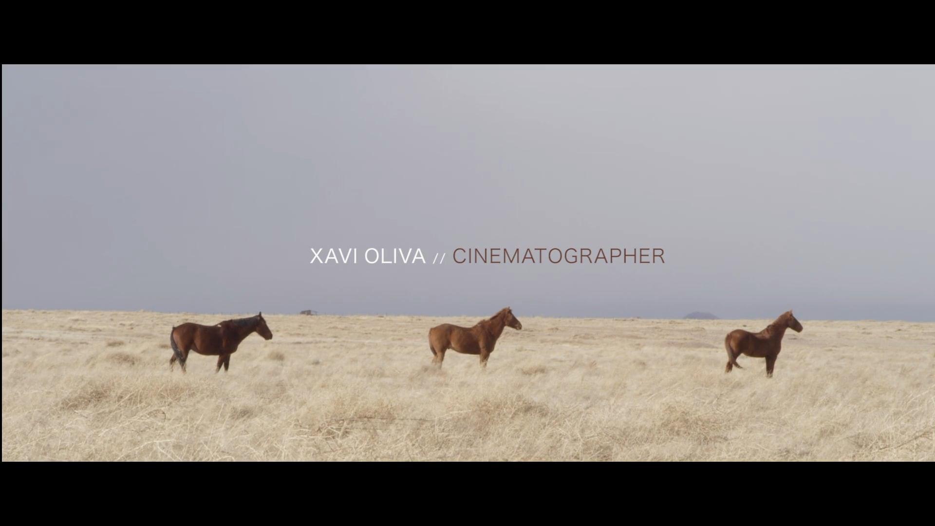 Xavi Oliva 2019 Reel DoP