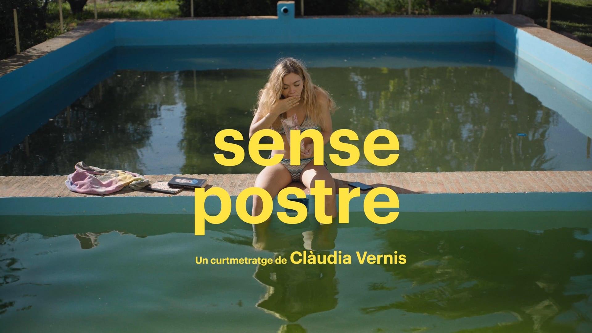 SENSE POSTRE - Trailer - DoP