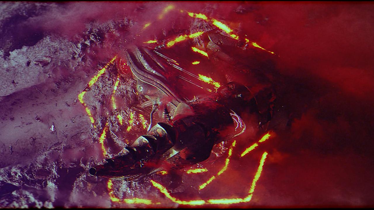 Blood machines -