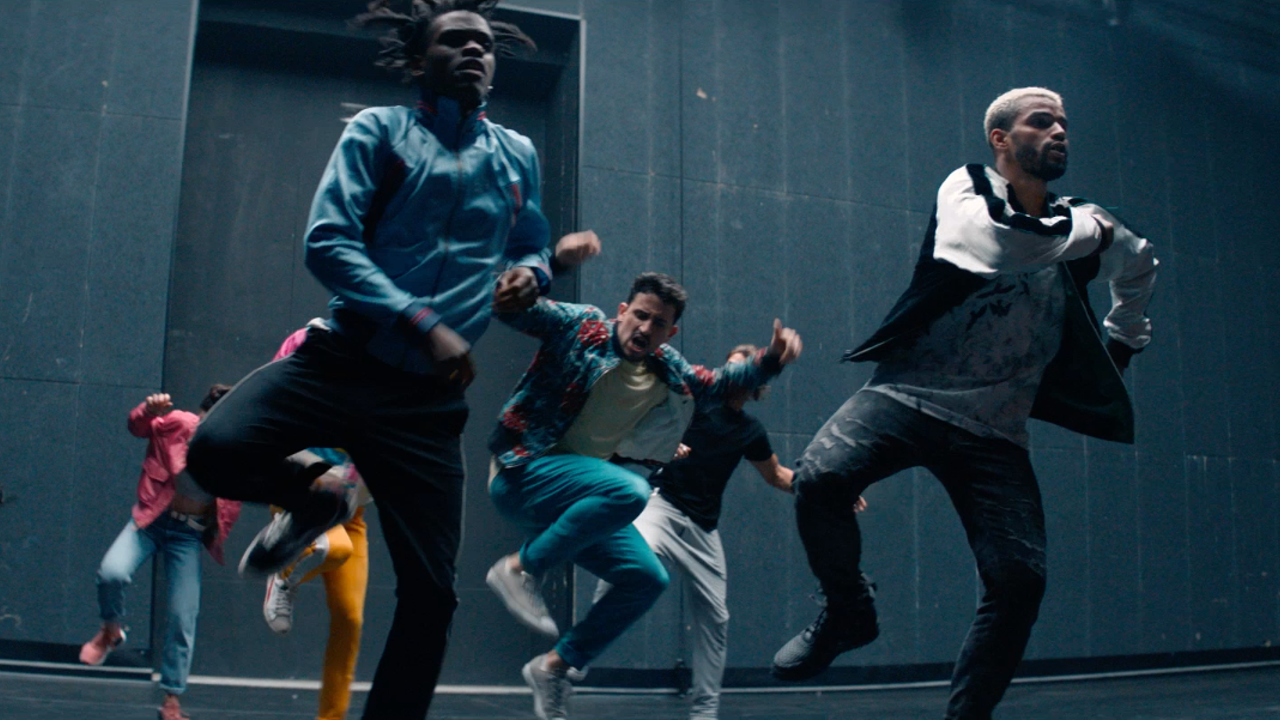 Let's dance -