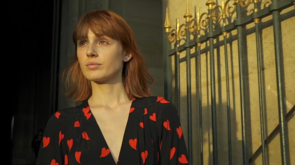 MELODY   THE FACE PARIS - Video maker  Fashion film maker  Videaste paris  Benoit Saintemarie Films